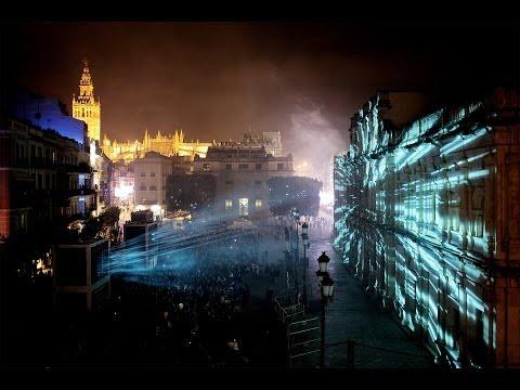 Mapping Sevilla 2013