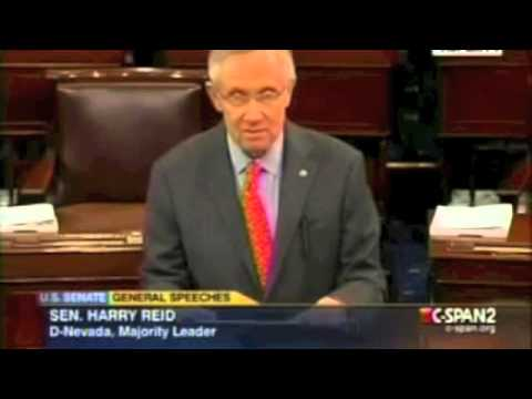 Outrage: Harry Reid blames accidental deaths of Marines on sequester