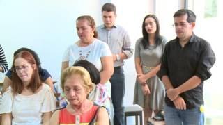 Missa é celebrada em homenagem a São Tomás Moro Video