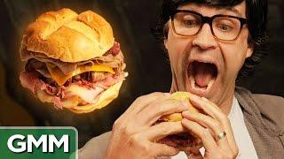 Video Fast Food Secret Menu Taste Test MP3, 3GP, MP4, WEBM, AVI, FLV Juli 2018