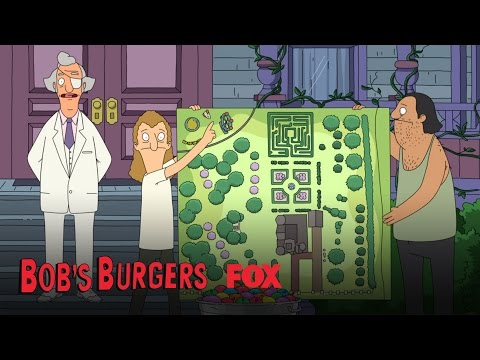 Bob's Burgers 5.21 (Clip 'Water Balloon Fight')