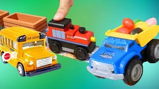 Welcome to a toy cars city with 🚗 toy cars 🚂 trains for kids 🚌 school bus toys and 🚚 truck toys! Play with trains for children, deliver sweets to a school with toy truck and have fun with toy cars and toy trucks! Watch toy cars videos and videos for kids on #TToyZZ toys channel!Find us in VK https://vk.com/kidsfirsttvFacebook https://www.facebook.com/KidsFirstTVand https://www.facebook.com/KapukiKanukiWelcome to the #ttoyzz channel! Play with #toysforboys and #toysforgirls. Watch #toyschannel with differents toys: #tayolittlebus toys, #legotoys and other toys for boys and girls.Subscribe here https://www.youtube.com/c/TToyzz and play with toys!Tayo the little bus English cartoon for kids and find Tayo English stories here https://www.youtube.com/watch?v=AecrvXLwZJc&list=PLcydIP1OHtnyY9-qObw5Y-i64bkOlovli