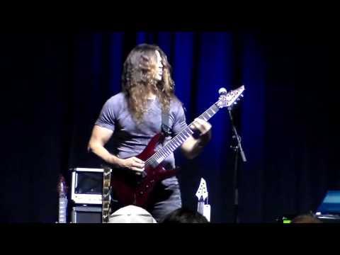 Chris Broderick Guitar Clinic