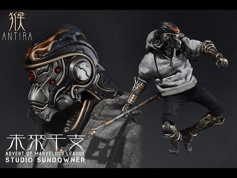 Studio Sundowner《未來干支#1申將-安底羅》 開箱