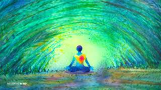 OM CHANTING @639Hz with Tibetan Flutes and Bells || Mantra Meditation