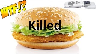 USB killer vs McChicken