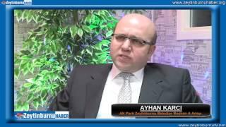 Ak Parti A Adayı Ayhan Karcı ile çok özel söyleşi Zeytinburnu TV