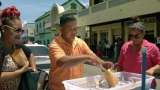 Meet the Meat Pie Man of Belize City. They say his call is just as satisfying as his delicious treats. #ACuriousPlace Learn more ...