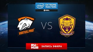 E-frag vs VP, game 1