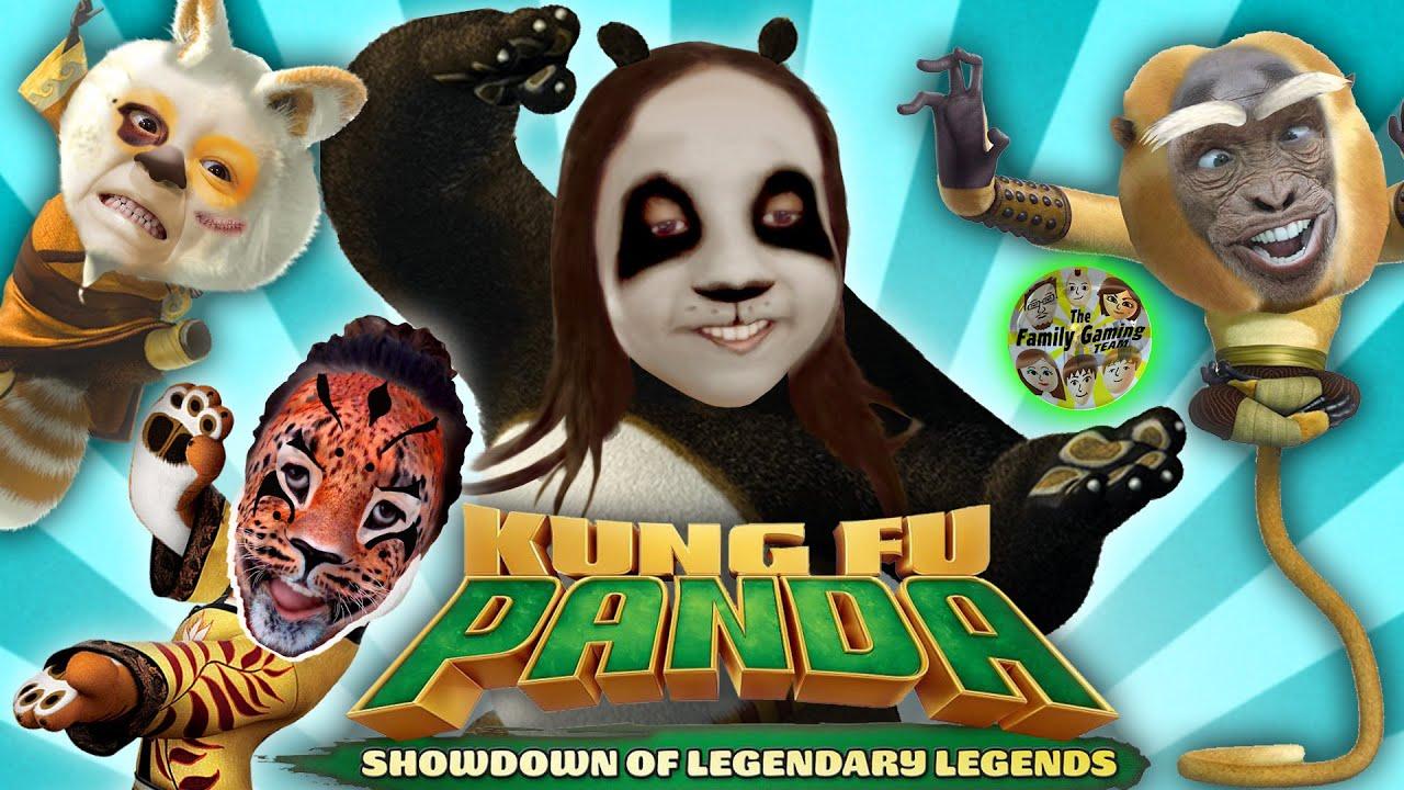 Download Kung Fu Panda 3 Family Battle Showdown Of