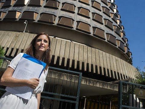 Levy presenta el recurso contra la Reforma del Reglamento del Parlament