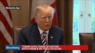 Trump: 'Very Good Chance' at Making Trade Deal With China