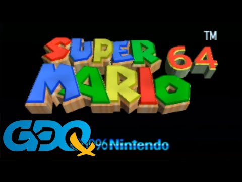 Super Mario 64 120 Star By Cheese05 In 1:45:19 - Gdqx2018