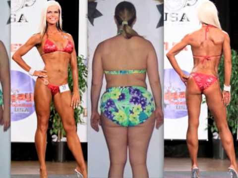 Kim Barnett P90X Extreme Transformation