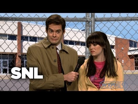 WXPD Channel 9 News: Frightening Teen Trends - SNL