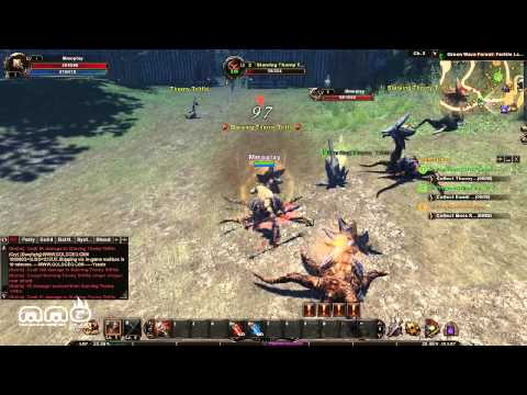 Archlord 2 Gameplay First Look – HD