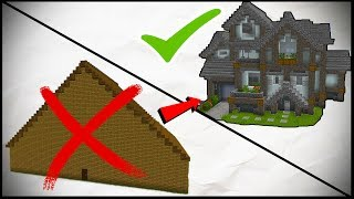 How To Go From Building NOOB To PRO in Minecraft. This is how to build in minecraft and improve in building in general. This is my minecraft tricks and tips to minecraft building. They are my opinion and suggestions, minecraft is a creative game and you can build how you like, you can take my suggestions or not theres no right or wrong! Official GRIAN Store: https://us.zavvi.com/your-store/grian.listFollow me!- Twitter: https://twitter.com/GrianMC- Facebook: https://www.facebook.com/GrianMC- Twitch: http://www.twitch.tv/Grianmc- Instagram: https://www.instagram.com/grianmc/-Powered by Chillblast: Chillblast.com