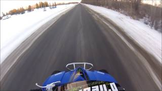 8. YFZ 450 Top Speed (Highest Gear)