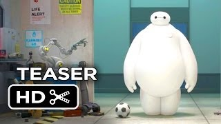 Nonton Big Hero 6 Official Teaser Trailer  1  2014    Disney Animation Movie Hd Film Subtitle Indonesia Streaming Movie Download