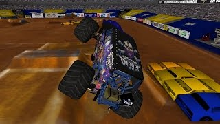 Nonton 16 Truck Atlanta 2016 Freestyle - Monster Jam Rigs of Rods Film Subtitle Indonesia Streaming Movie Download