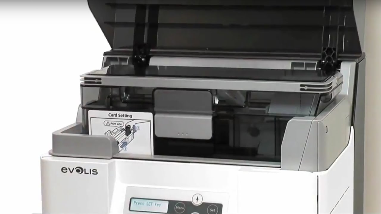 Evolis Avansia - How to Clean Your Printer