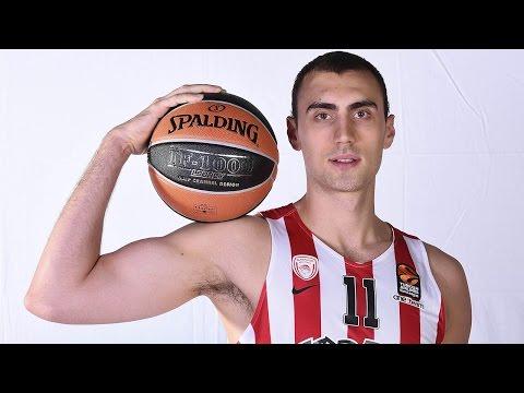 Rising Star: Nikola Milutinov, Olympiacos Piraeus