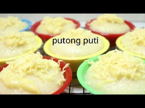 PUTONG PUTI RECIPE | MADE WITH ALL PURPOSE FLOUR
