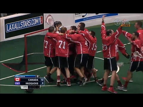 Highlights: Iroquois vs. Canada (WILC Final)