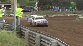 Autocross Mölln (D) 15.09.2013 STW Tourenwagen  Endlauf HD