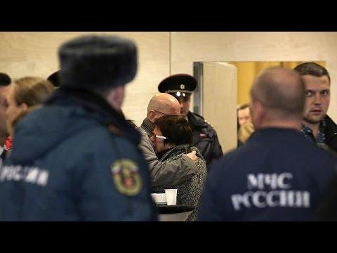 Ρωσία: Στο πένθος έχει βυθιστεί η Αγία Πετρούπολη