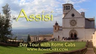 Assisi Italy  city images : Amazing Assisi - Private Tour with RomeCabs.com
