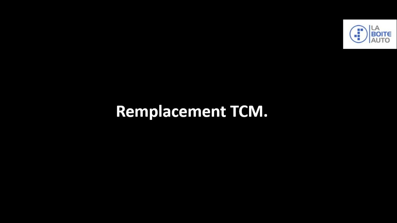 Replacement TCM