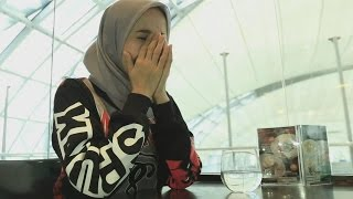 DIARY LAUDYA CYNTHIA BELLA - Pengalaman Special di Malaysia Part 1/3