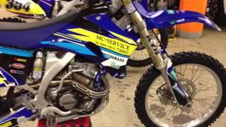 9. The Dream Yamaha WR250F/AE Edition MK1 -2011 & YZ250F/AE Edition MK2 - 2012