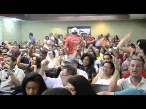 Lançamento da Frente Brasil Popular em Recife-PE