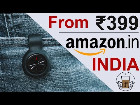 5 Cool Gadgets You Can Buy On Amazon India - Hindi