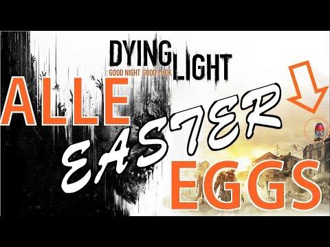 Dying Light: ALLE Easter Eggs [GERMAN]