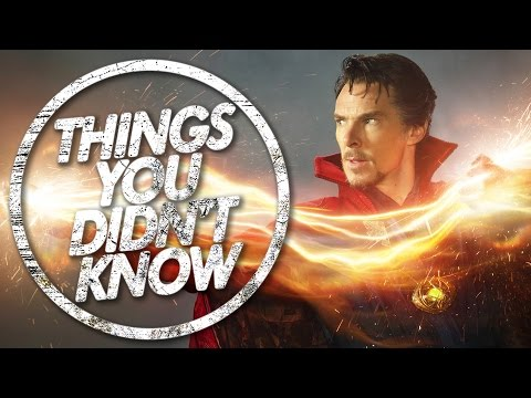 7 Things You Didn t Know About Doctor Strange