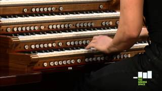 """Video Cameron Carpenter """"The Great Fugue in G Minor"""" Live on Q2 Music in The Greene Space MP3, 3GP, MP4, WEBM, AVI, FLV Desember 2018"""