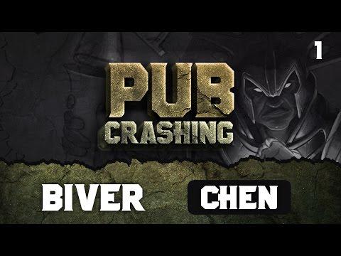 Pubs Crashing: Biver on Chen vol.1