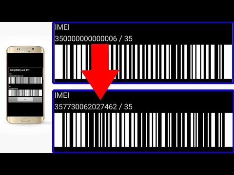 Repair IMEI 350000000000006 | Repair Damaged Security Samsung English Version