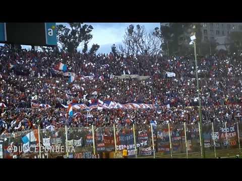 TODOS UNIDOS VENCEREMOS / Nacional campeón Intermedio 2017 - La Banda del Parque - Nacional