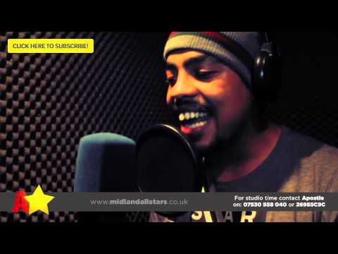 Spida Locc – Studio Session!