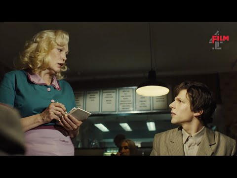 The Double (2014) (Clip 'Simon and James at the Diner')