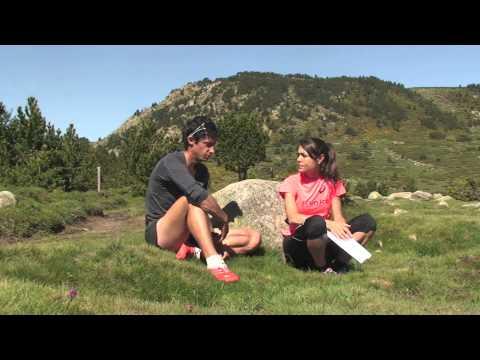 Interview Killian Jornet – avant la course