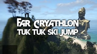 Tuk Tuk Ski Jump Challenge in Far Cry 4 on Xbox One - Far Cryathlon