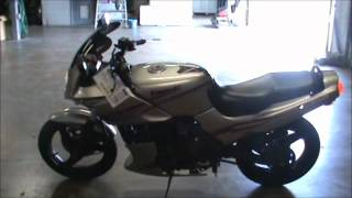 7. 2007 Kawasaki Ninja 500R