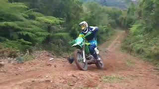 2. Kdx 200 two stroke (NO MUSIC)