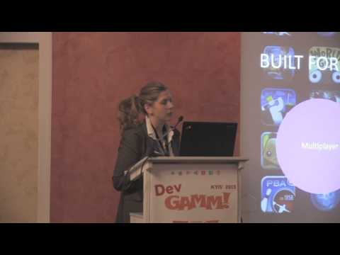 Playscape: The next big thing is Real-Time Multiplayer Games (DevGAMM Kyiv 2013)