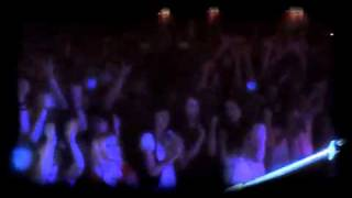 Video live at EXITtour 2010